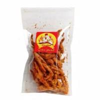 Ceker Ayam crispy pedas / Cakar Ayam