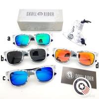 Kacamata sunglass sk pria air force lensa polarized fullset