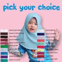 Produk Terlaris Jilbab Anak Instan Murah Berkualitas Terbaik Afrakids