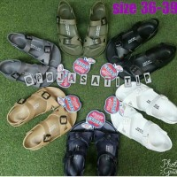 RED APPLE SANDALS ONE BACKSTRAP PO RED APPLE LIVE SHOPPING 9-13 MEI