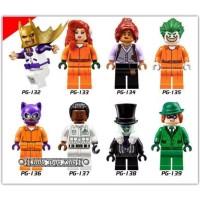 Jual Lego Minifigure Bootleg Pogo PG132-139 Murah