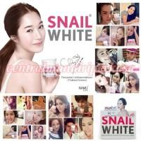 cream pemulus pemutih kulit tubuh Snail White Cream Namu thailand asli