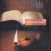 Handbook to the Bible. Pedoman Lengkap Pendalaman Alkitab.