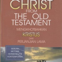 Preaching Christ from the Old Testament. Sidney Greidanus.
