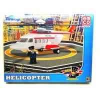 Emco Brix Airways Helikopter Original