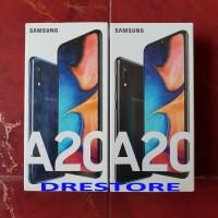 Samsung Galaxy A20 3/32 RAM 3GB ROM 32GB Garansi Resmi SEIN