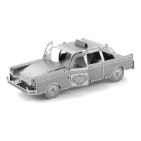 PUZZLE 3D metal CAR SERIES - NYC TAXY GRATIS TWEEZER