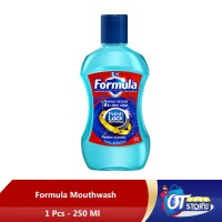 FORMULA MOUTHWASH COOL N FRESH 250ML