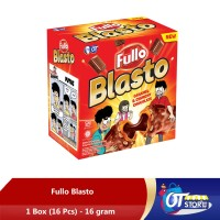 FULLO BLASTO COKELAT 16GR [1 BOX ISI 16PCS]
