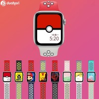 DIY SPORT NIKE STRAP APPLE WATCH Series 1 2 3 4 iWATCH 38 40 42 44 mm