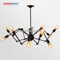 Lampu Gantung Spider - 6051-12