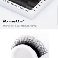 Have Beauty 0.03 - 0.05 Russian Extension Eyelashes Soft Premium