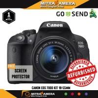 Kamera Canon EOS 700D 18-55mm Is STM