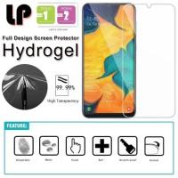 Hydrogel Screen Guard Samsung Galaxy A20 Hydro Gel Anti Gores Full LEM
