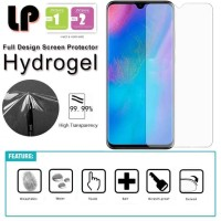Hydrogel Screen Guard Huawei P30 Hydro Gel Anti Gores Full LEM Cover