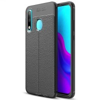 Huawei P30 Lite Softcase Motif Leather Silikon Soft Case Cover Casing