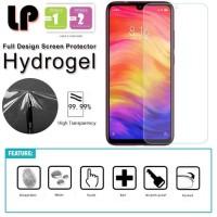 Hydrogel Screen Guard Xiaomi Redmi Note 7 Hydro Gel Antigores Full LEM