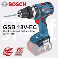 Bosch GSB 18 V EC Cordless Impact Drill