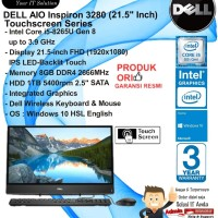 "DELL AIO 3280 (21.5"" Inch) Intel Core i5-8265U/8GB/1TB/DVDRW/WIN10HSL"