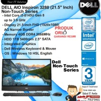 "DELL AIO 3280 (21.5"" Inch) Intel Core i3-8145U/4GB/1TB/DVDRW/WIN10HSL"