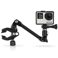 TERBARU The Jam Adjustable Music Mount for GoPro / Xiaomi Yi /