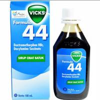 vicks formula syrup 100ml untuk meredakan batuk