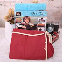 277 Shoe Bag Tas Kotak Penyimpanan Sepatu Pouch Travel Organizer