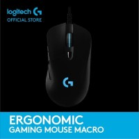 Logitech G403 Prodigy Wired Gaming Mouse Garansi Resmi Logitech 2 Thn