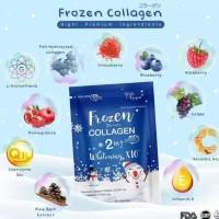 HALAL Frozen Collagen 2in1 Whitening X10