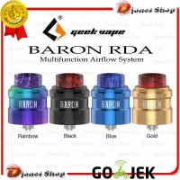 Atomizer RDA BARON 24mm GeekVape Best Clone 1:1 Miror