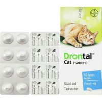 Obat Cacing Kucing Drontal