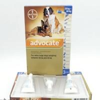 Obat Kutu Tetes Anjing Advocate