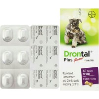 Obat Cacing Anjing Drontal