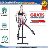 ALAT FITNESS - BIG AIR WALKER ( pelengkap treadmill / home gym)