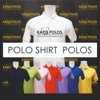 kaos Polo Polos Surabaya ukuran S,M,L