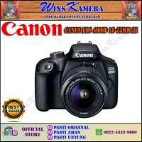 CANON EOS 4000D KIT 18-55MM III ORIGINAL !!!