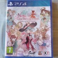 Nelke & The Legendary Alchemist : Atelier of New World (R2/NEW)