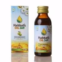 Habbat's Oil 369 100ML - Minyak Habbatussauda Plus Zaitun Olive Oil
