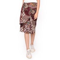 MOSIRU Celana Kulot Batik Wanita Katun Stretch Termurah 30100098