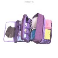 underwear pouch tas pakaian dalam pouch serba guna denim a606