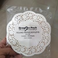 "Doyleys Paper 5.5"" /Tatakan Kue Kering 500 gr"