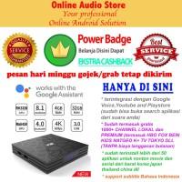 T9 Smart TV Box Android 8.1 4GB 32GB RK3328 Bluetooth H96 Max Plus