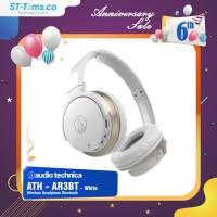 Audio Technica ATH AR3BT AR 3 BT AR3 BT Wireless Headphone Bluetooth