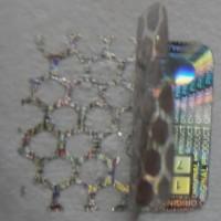Segel Hologram Sarang Lebah TOPED-006