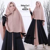 PASTIMURAH Baju Gamis Syari Rabbani Fashion Muslim Wanita St