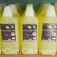 Pewangi Laundry Halal Grade A 5 liter merk Zant aroma S Berkualitas