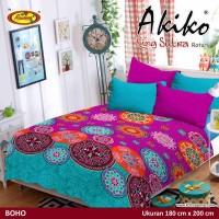 Selimut Akiko King Sutra Rotary 180x200 Boho