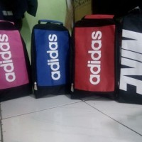 Terlaris Tas Sepatu Futsal, Basket, Volly, Bola, Running Nike Adidas