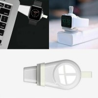 Terlaris Portable Mini Nirkabel Magnetik Charger untuk Apple Watch 1