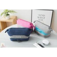 Travelmate Korean Cosmetic Travel Bag Tas Kosmetik / travel toiletries